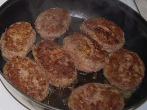 Salisbury Steak Patties